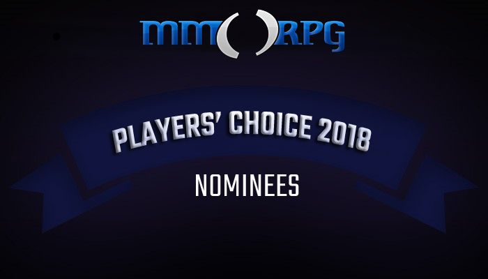The Player's Choice Awards 2018