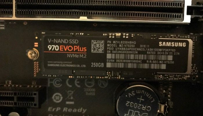 Samsung 970 EVO Plus V-NAND SSD: Storage Evolved