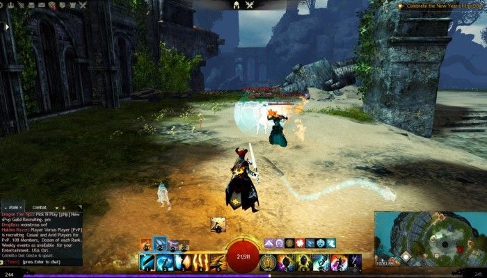 Casual Play is Guild Wars 2's Greatest Strength - MMORPG com