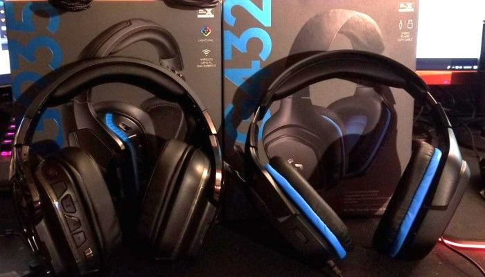 Logitech G432 and G935 Gaming Headset Combined Review