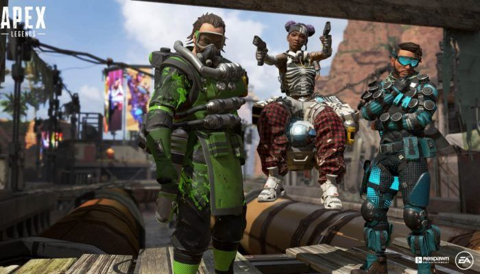Apex Legends Day One Impressions