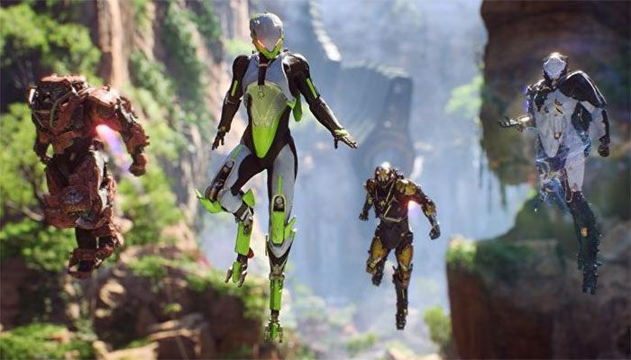 Builds to Get You Started in Anthem - MMORPG com