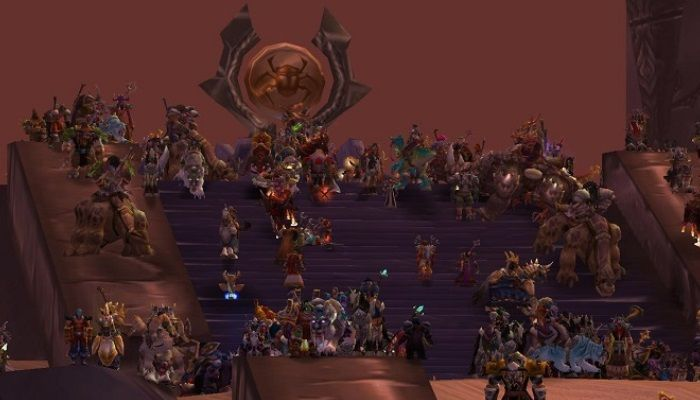 From The Gates of Ahn'Qiraj to Marshmello ? Live Events