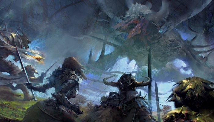 Guild Wars 2: Playing Together or Getting Further Apart?