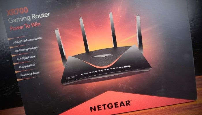 NETGEAR Nighthawk XR700 Pro Gaming Router Review