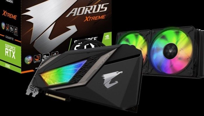 Gigabyte GeForce RTX 2080 XTREME WATERFORCE 8G Review - MMORPG com