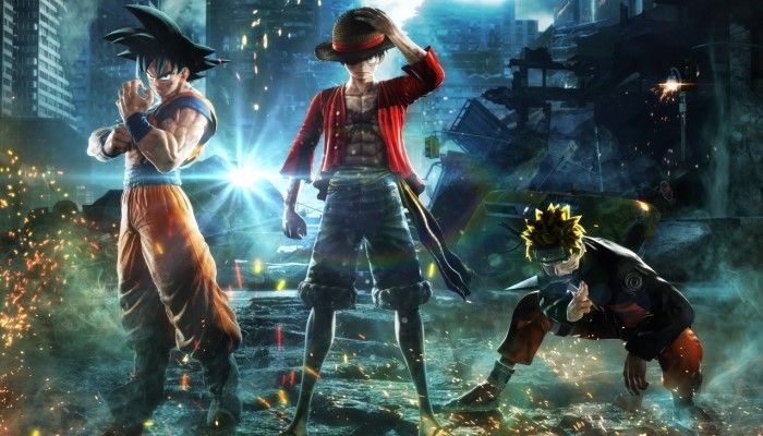 Not So MMO: Jump Force – The Fighter We Deserve?