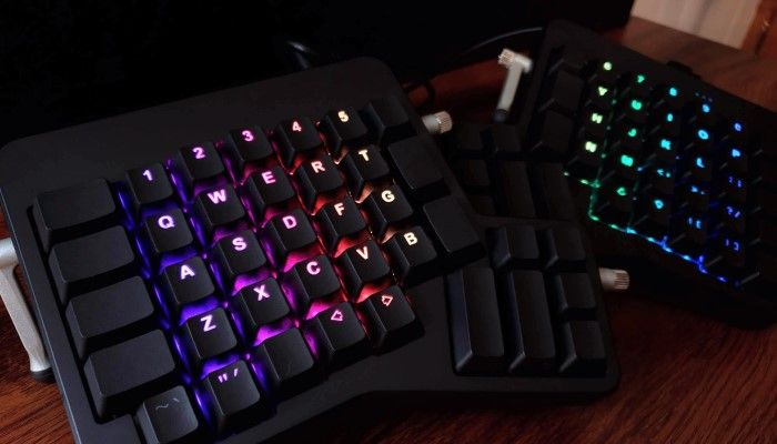 ErgoDox EZ Glow Review - The Most Powerful Keyboard Ever?