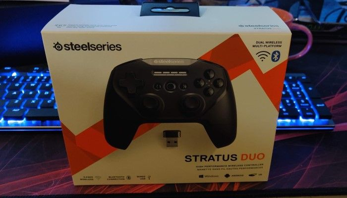Steelseries Stratus Duo Controller Review - MMORPG com