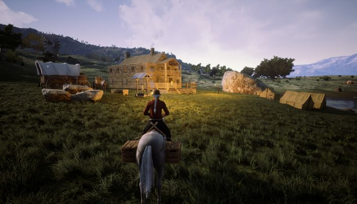 Outlaws of the Old West - MMORPG com