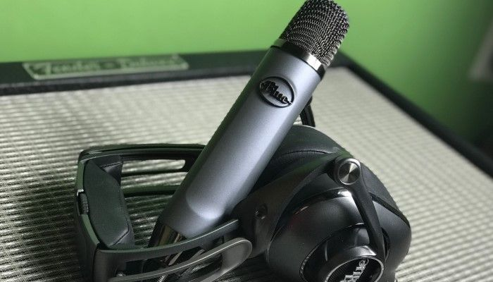 Blue Microphones Ember Streaming Microphone Review