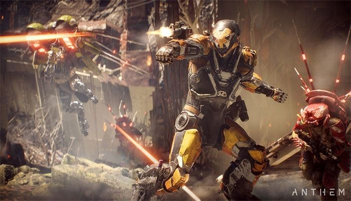 Anthem Ranger Guide to Blowing S**t Up - MMORPG com
