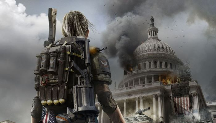 The Division 2's Massive Endgame