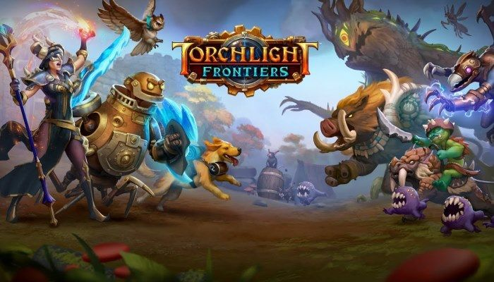Torchlight Frontiers: What I Think So Far - MMORPG com