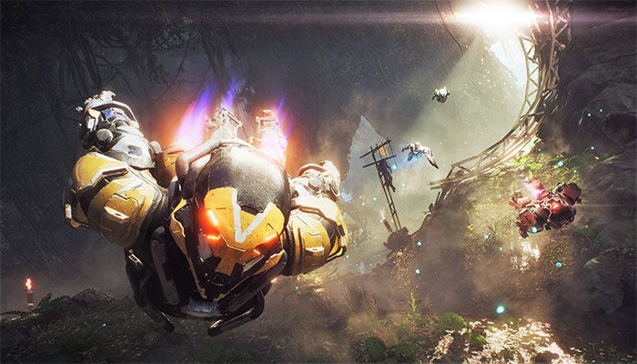Anthem Livestream Recap: Buffs, Loot and Quality of Life Updates