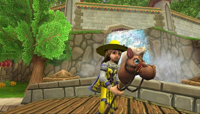 Wizard101: Ride Like the Wind, Horse-guy!