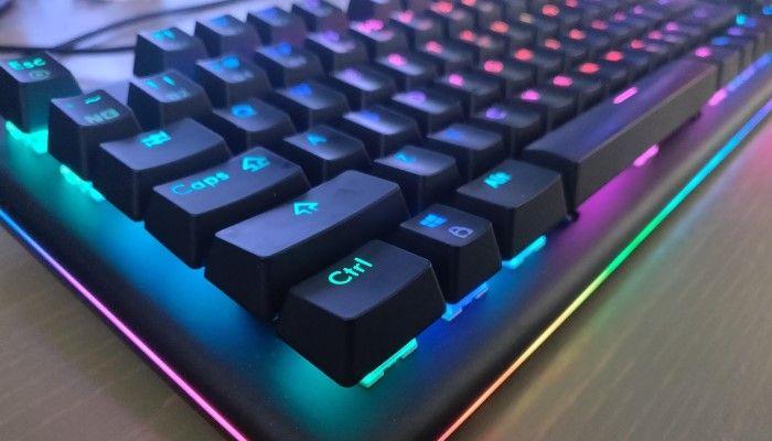 Hexgears Nova TKL Mechanical Keyboard: Compact and Sturdy