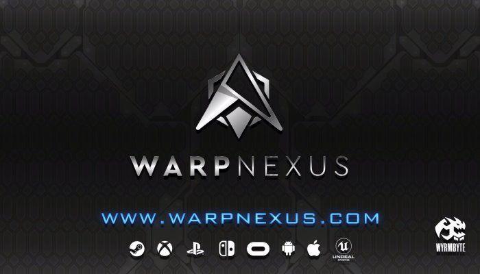 Warp Nexus - MMORPG com