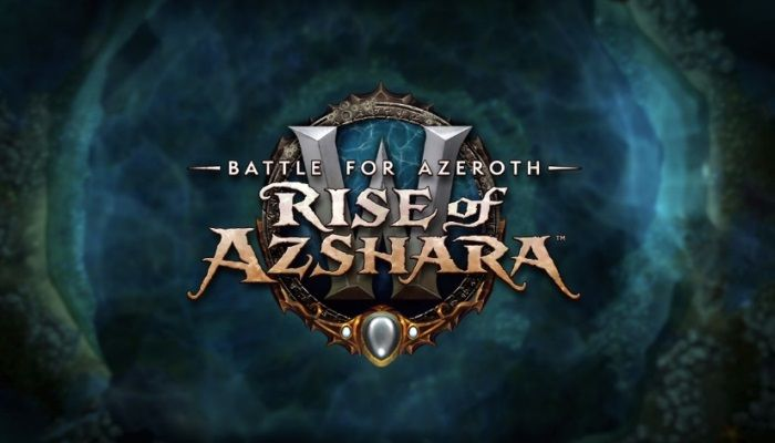 World of Warcraft - New Information About v8.2 Rise of Azshara