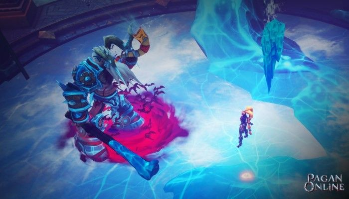 Pagan Online Combines Familiar Genres for Tons of Epic Fun