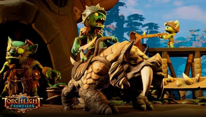 Torchlight Frontiers – An MMO We Always Wanted