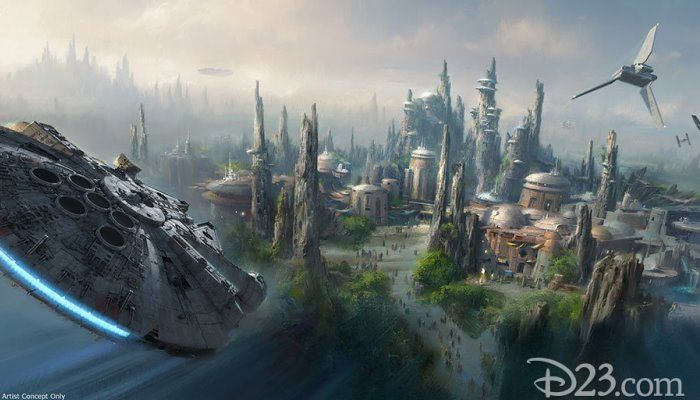 How Disney's Star Wars Galaxy's Edge Will Be a Live MMO