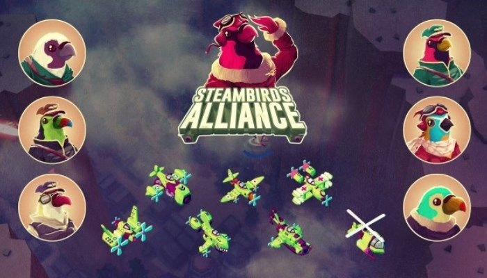 Steambirds Alliance: Realm of the Badass Birds