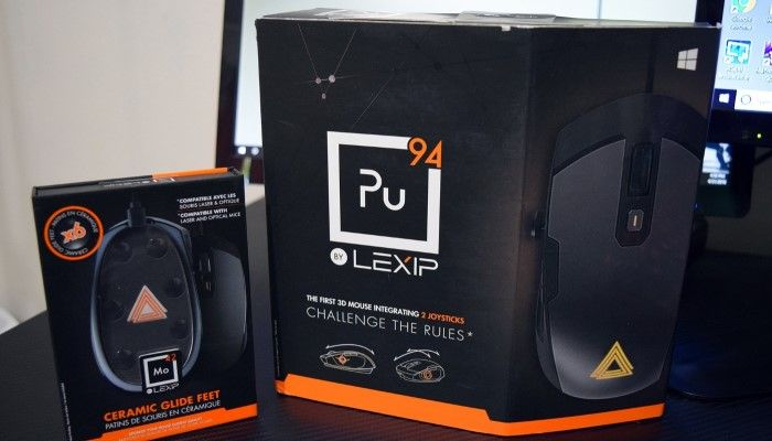 Lexip Pu94 Gaming Mouse Review