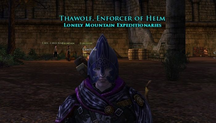 Gaming Unscripted – There and Back Again a LOTRO Tale