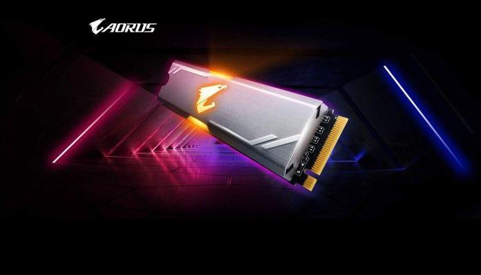 AORUS RGB M 2 NVMe SSD 512GB Review - MMORPG com