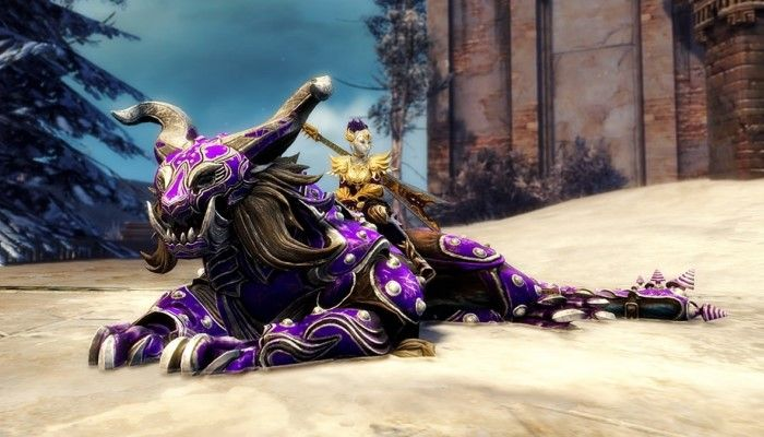 Guild Wars 2 Developer Interview - Tales of the Warclaw