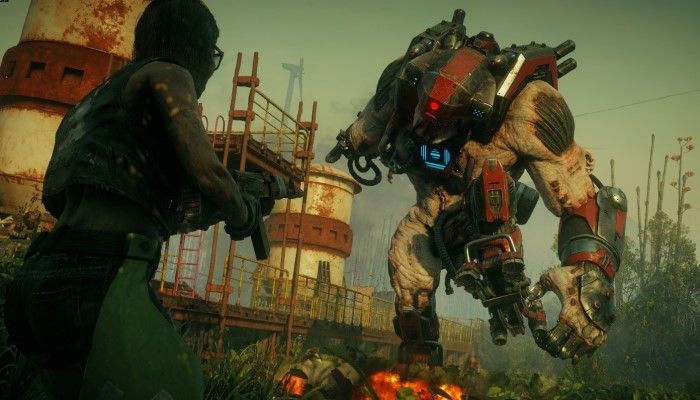 Not So MMO: RAGE 2 Review - Mad to the Max