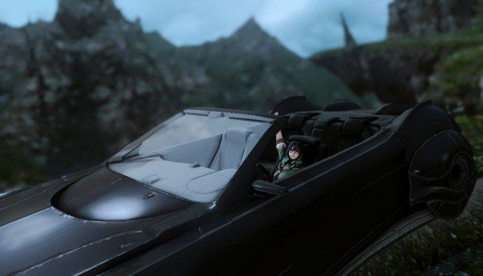 The Eorzea Prospect - Final Fantasy XIV: Mounts & the Letter