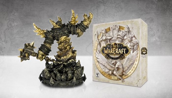 World of Warcraft's 15th Anniversary Collector's Edition Details