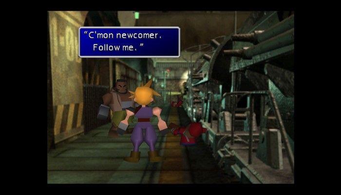 Gaming Unscripted – Final Fantasy 7 - MMORPG com