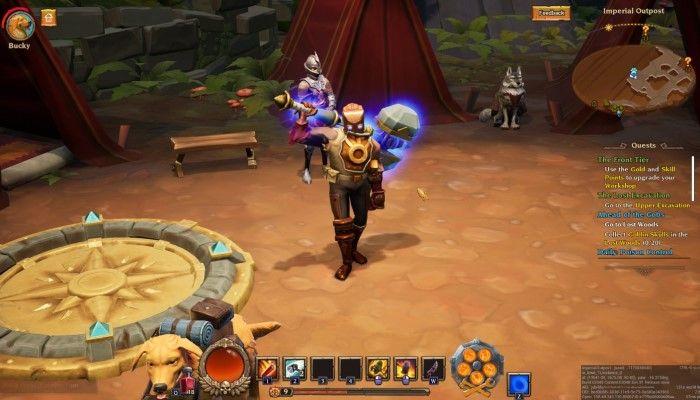 Torchlight Frontiers News - MMORPG com