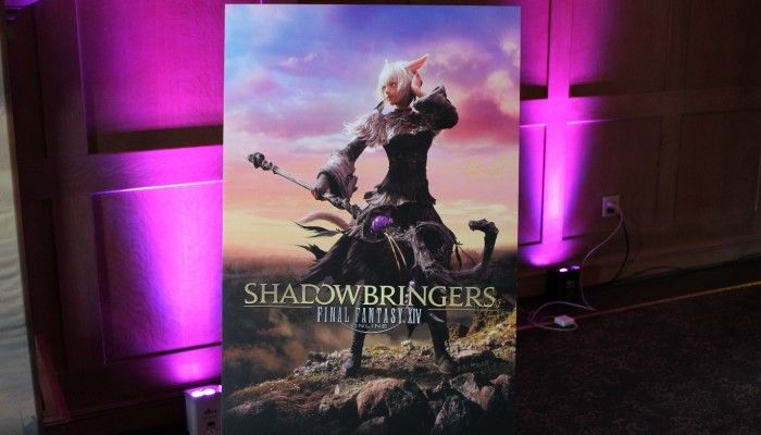 Final Fantasy XIV Shadowbringers Event Report