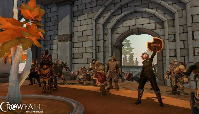 Crowfall – Industry Day