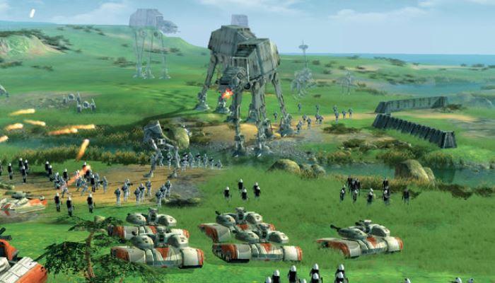 Gaming Unscripted – Star Wars: Empire at War - MMORPG com