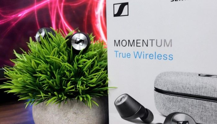 Sennheiser MOMENTUM True Wireless Bluetooth Earbuds Review
