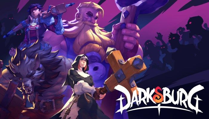 Not So MMO: Darksburg Devs - 'We're Making a Game We Want to Play'