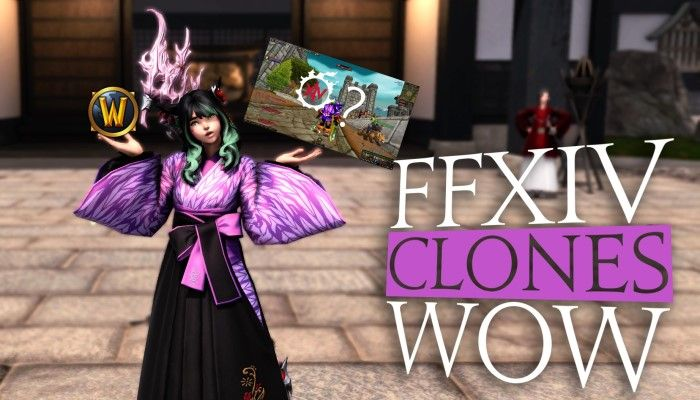 The Eorzea Prospect: Is Final Fantasy XIV a WoW Clone?