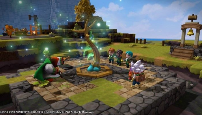 Dragon Quest Builders 2 Review – Retro Fun-tastic