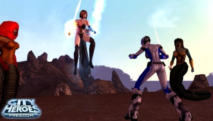 Fun City of Heroes Power Set Combinations – Blaster