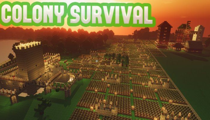 Colony Survival: With Kids!