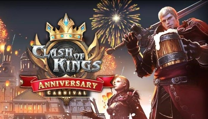Clash of Kings World Quest: Kingdom Heart & 5th Anniversary Celebration Begin (SPONSORED)