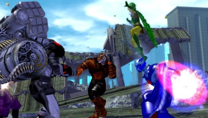 Fun City of Heroes Power Set Combinations – Brute
