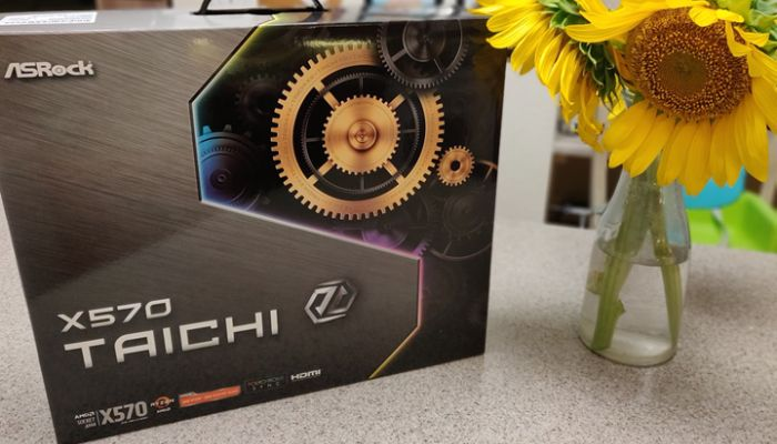 ASRock X570 Taichi ATX AM4 Motherboard Review