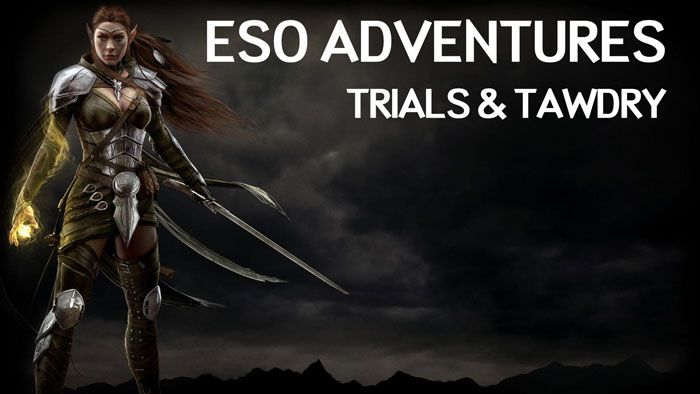Elder Scrolls Online - MMORPG com