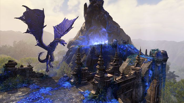 ESO Scalebreaker Preview: Lair Of Maarselok Exudes Great Design
